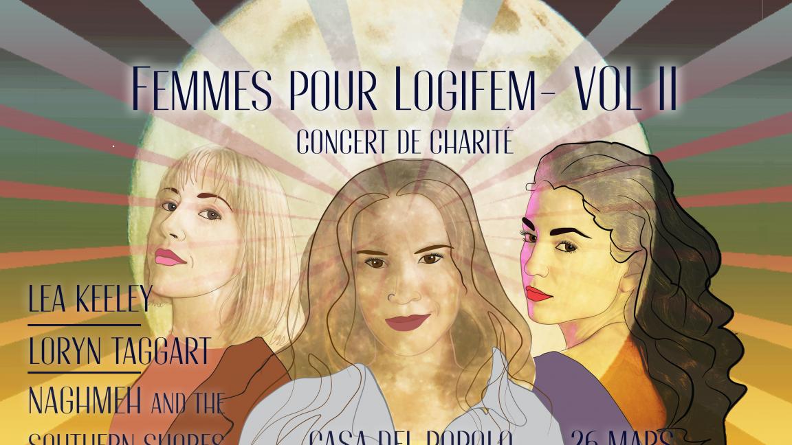 Femmes pour Logifem - Vol II