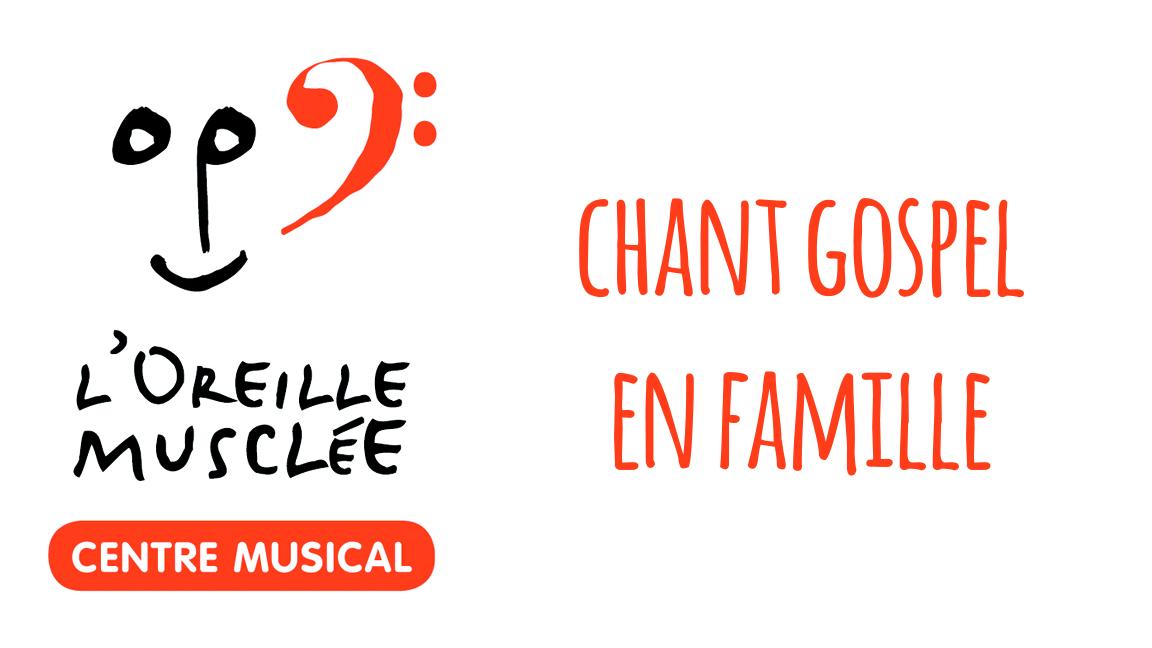 Cours de Chant Gospel en famille