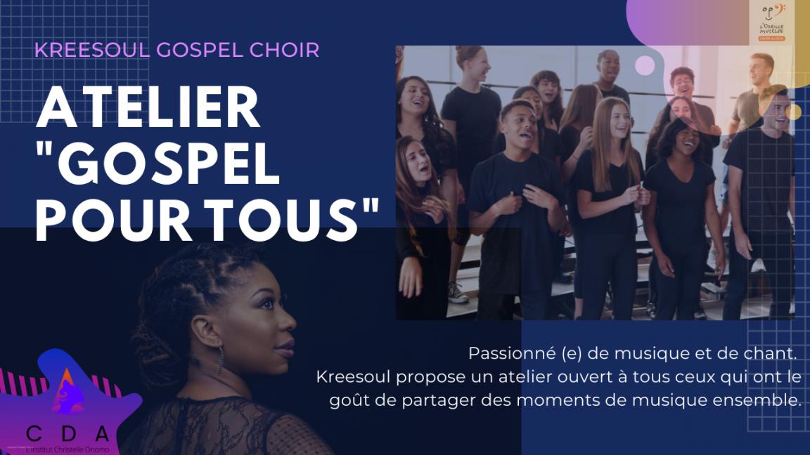 Atelier de Chant Gospel