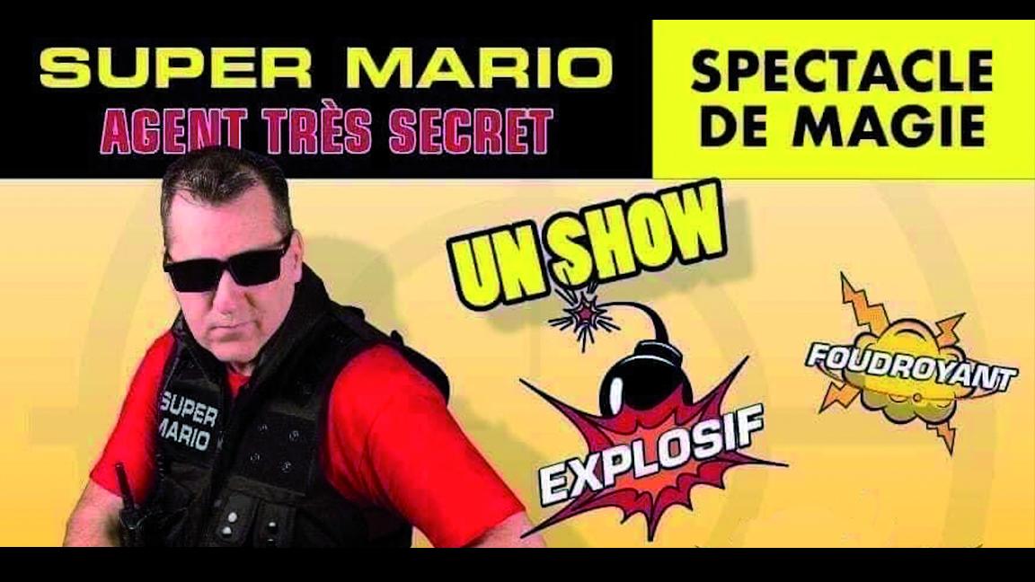 Mario le Magicien au Parc de la 11e