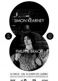 Simon Kearney + Philippe Brach