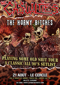 The Casualties, The Horny Bitches