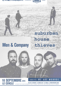 Men & Company, Suburban House Thieves