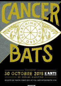 Cancer Bats - Quebec