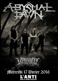 ABYSMAL DAWN, Viviated