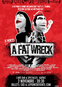 A Fat Wreck Screening