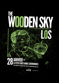 The Wooden Sky - Sherbrooke