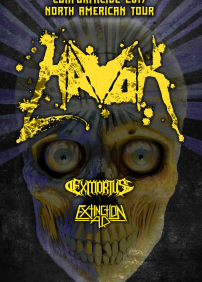 Havok, Exmortus, Extinction A.D.