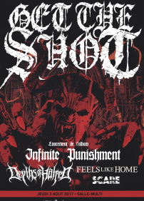 Get The Shot, Lancement d'Infinite Punishment