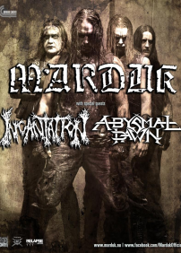 Marduk, Incantation, Abysmal Dawn