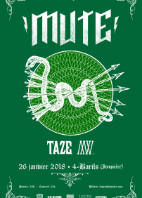 Mute, Taze, Mark & The Wolves