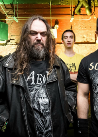 SOULFLY AS NAILBOMB, Performing Point Blank, by Nailbomb in its entirety.