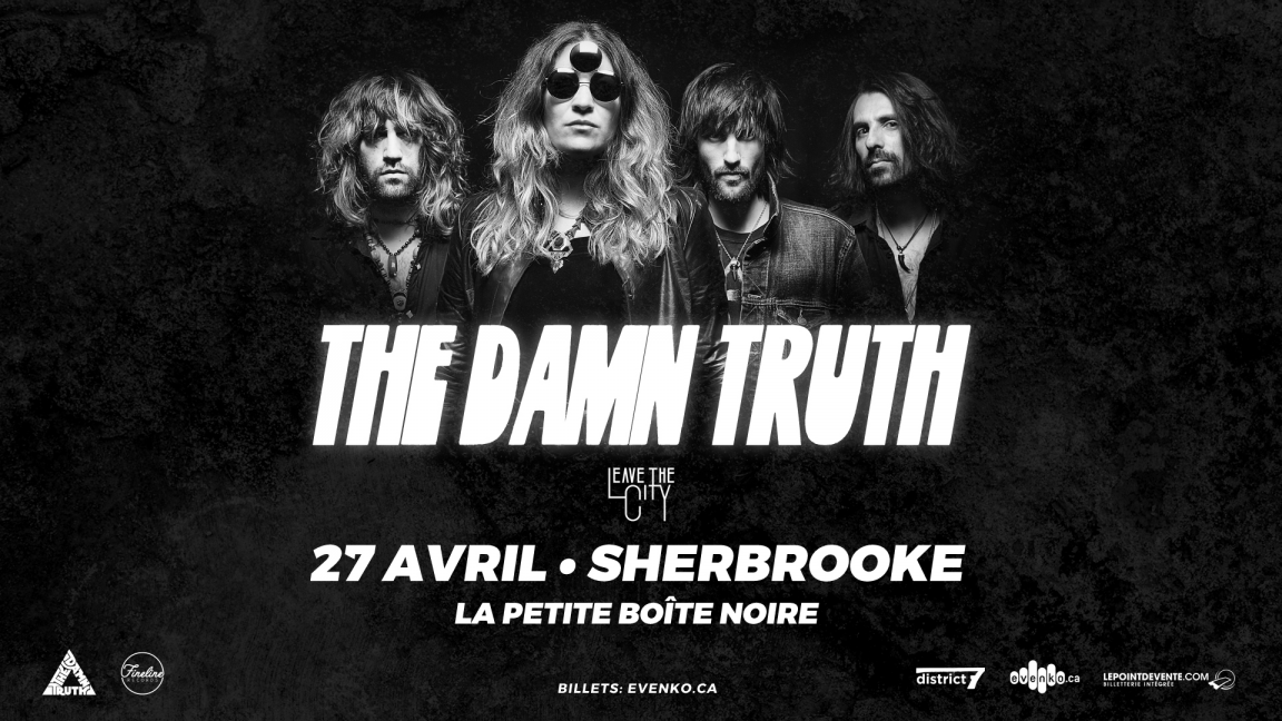 The Damn Truth  - Sherbrooke