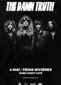 The Damn Truth - Trois-Rivières