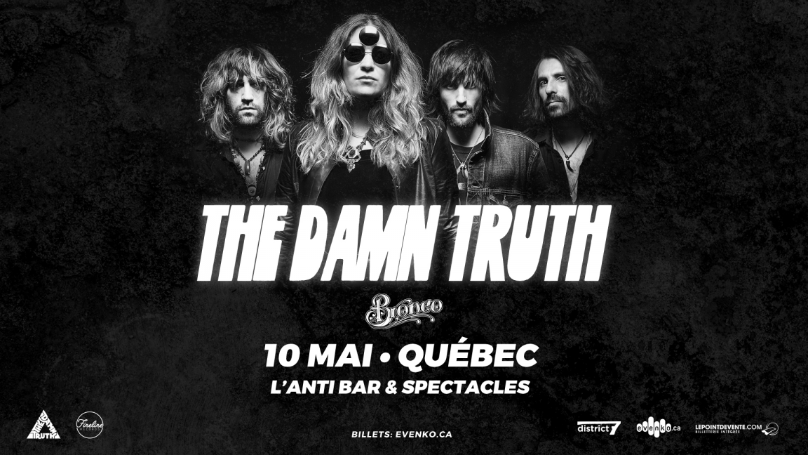 The Damn Truth - Québec