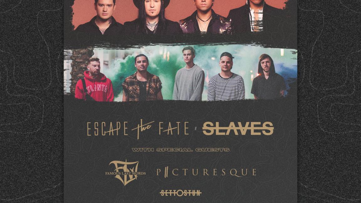 Escape The Fate / Slaves