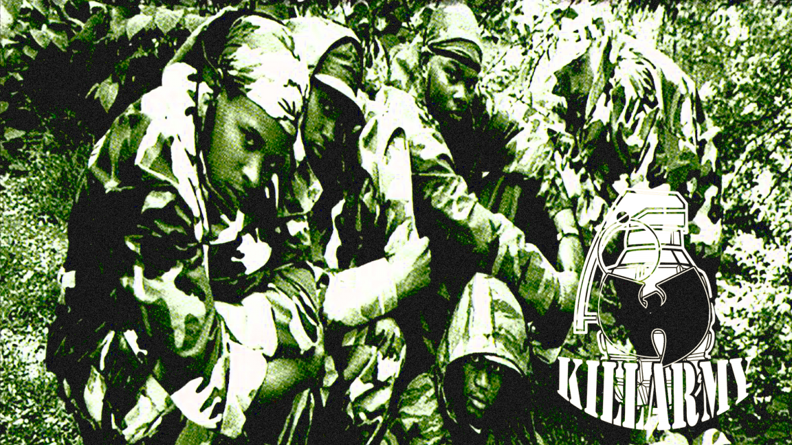 "Wu-Tang's Killarmy ""Silent Weapons Tour"""