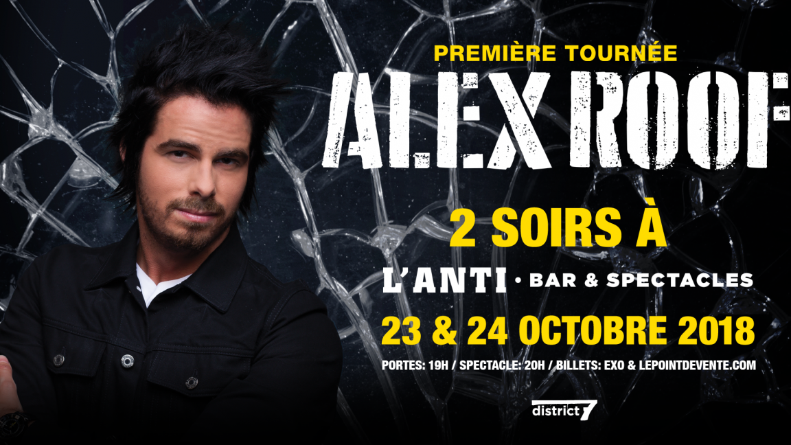 Alex Roof - Spectacle #1