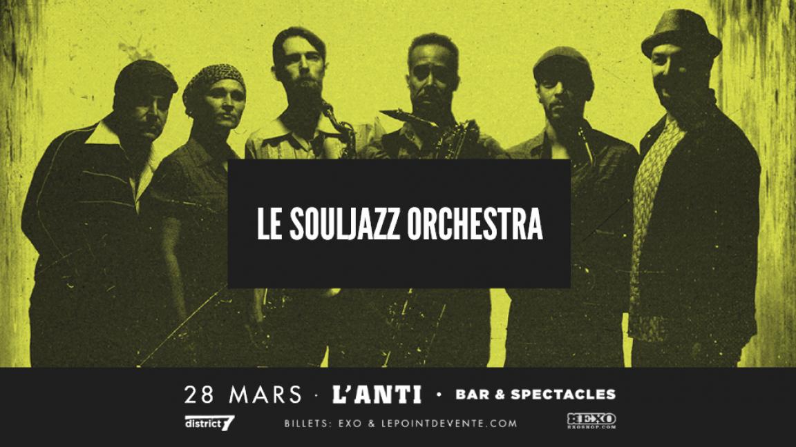 Le Souljazz Orchestra