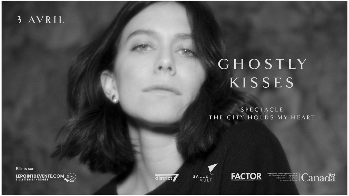 Ghostly Kisses – Salle Multi