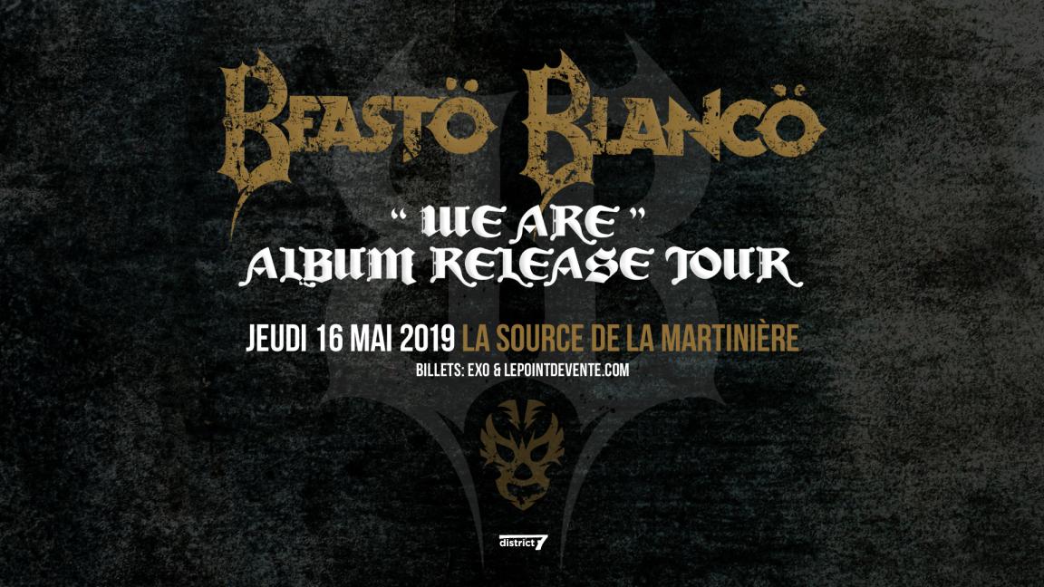 Beasto Blanco - Québec