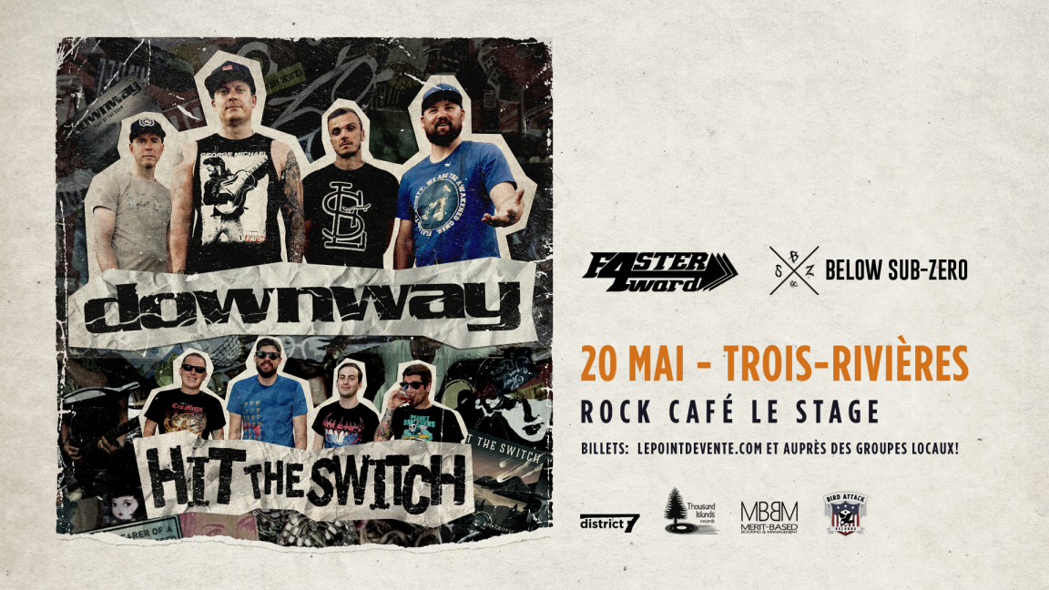 Downway + Hit The Switch