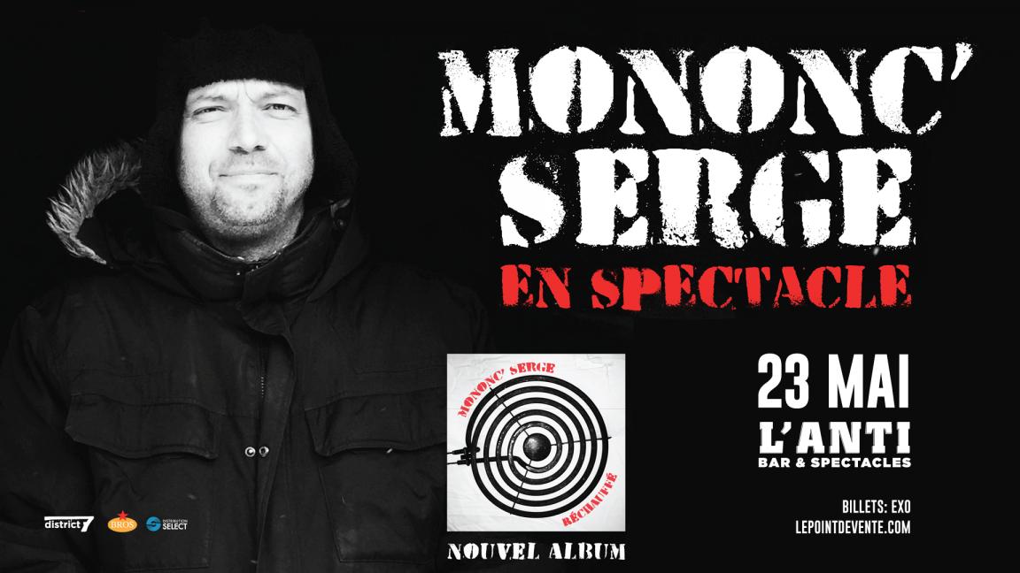Mononc' Serge - 23 mai