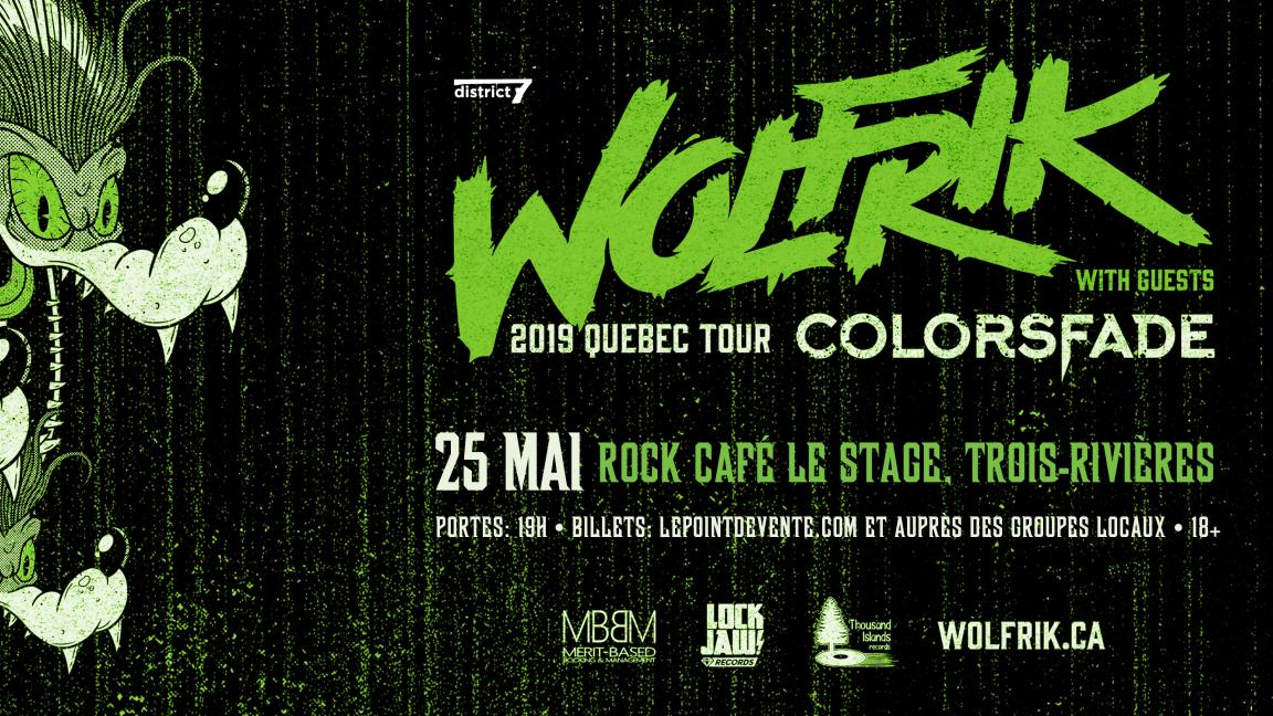 Wolfrik - Trois-Rivières