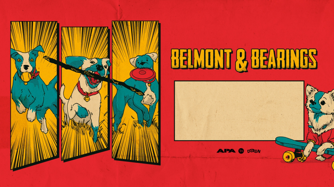 Belmont et Bearings