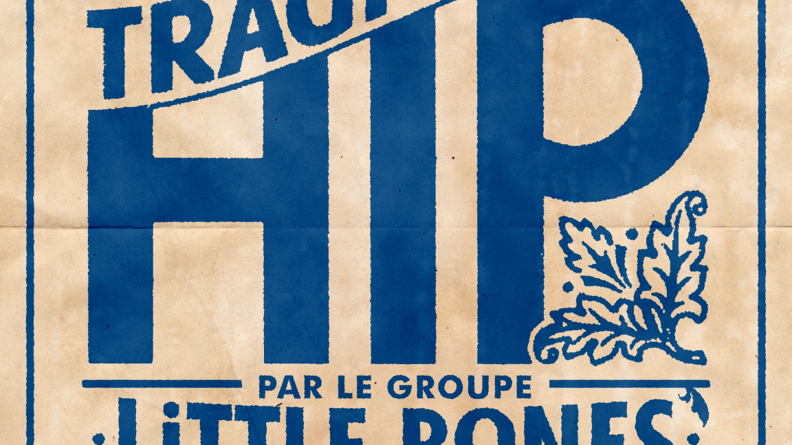 Little Bones - Hommage à The Tragically Hip