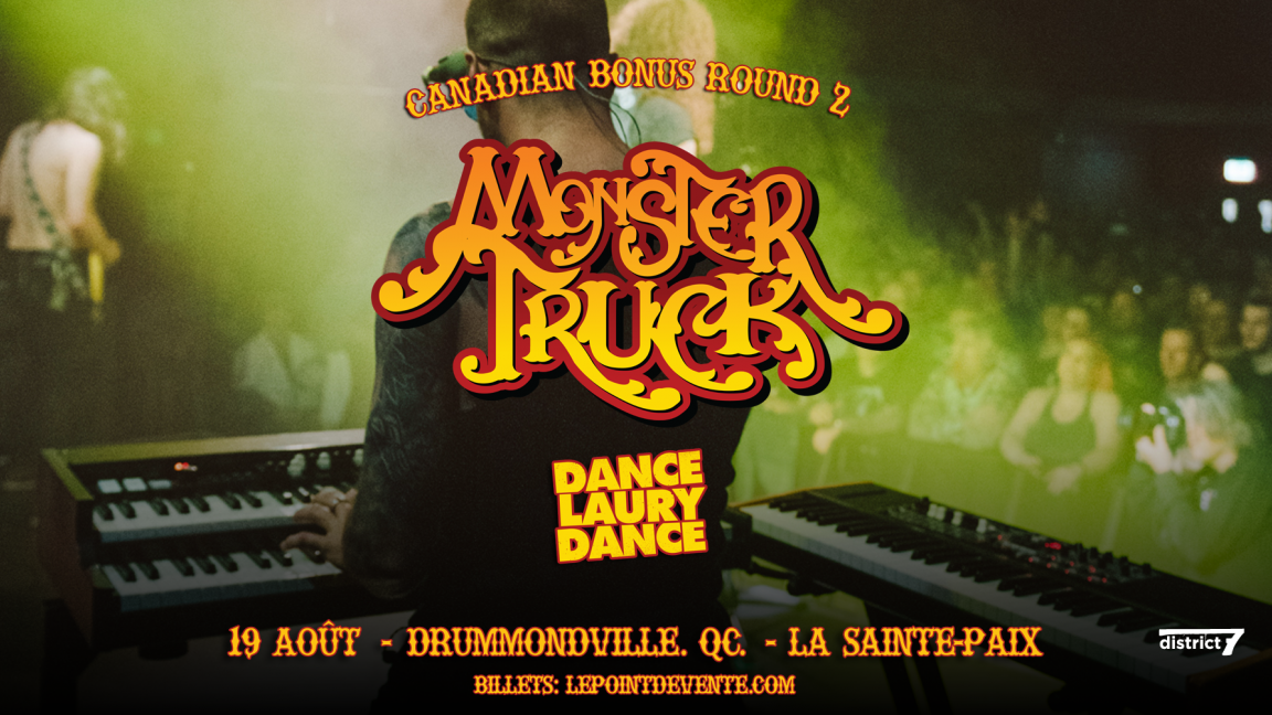 Monster Truck - Drummondville