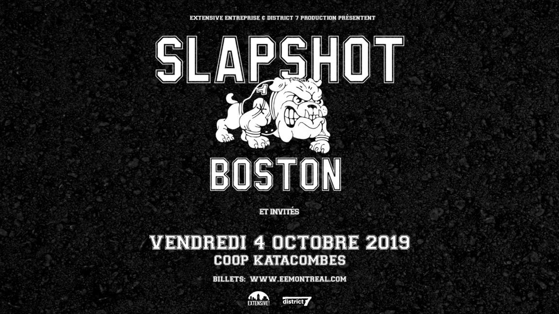 Slapshot - Montréal