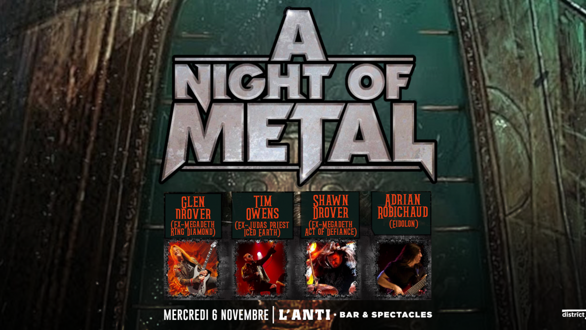 A Night Of Metal