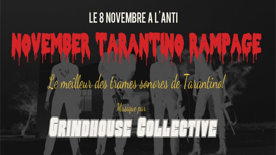 Le Tarantino show!