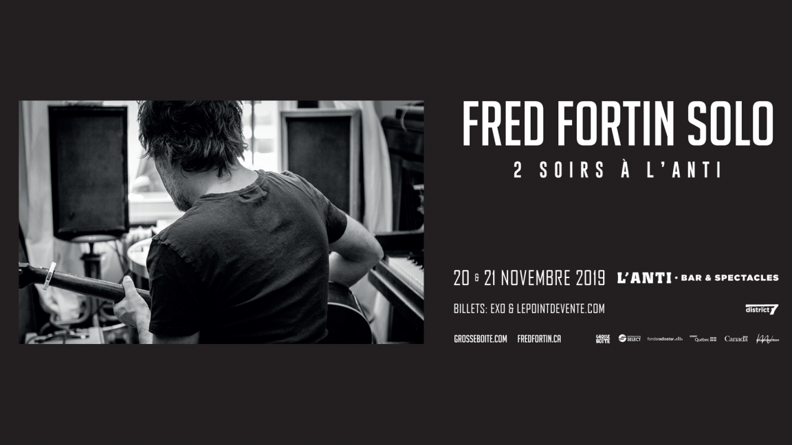 Fred Fortin #1