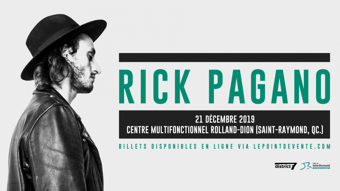 Rick Pagano - Saint-Raymond