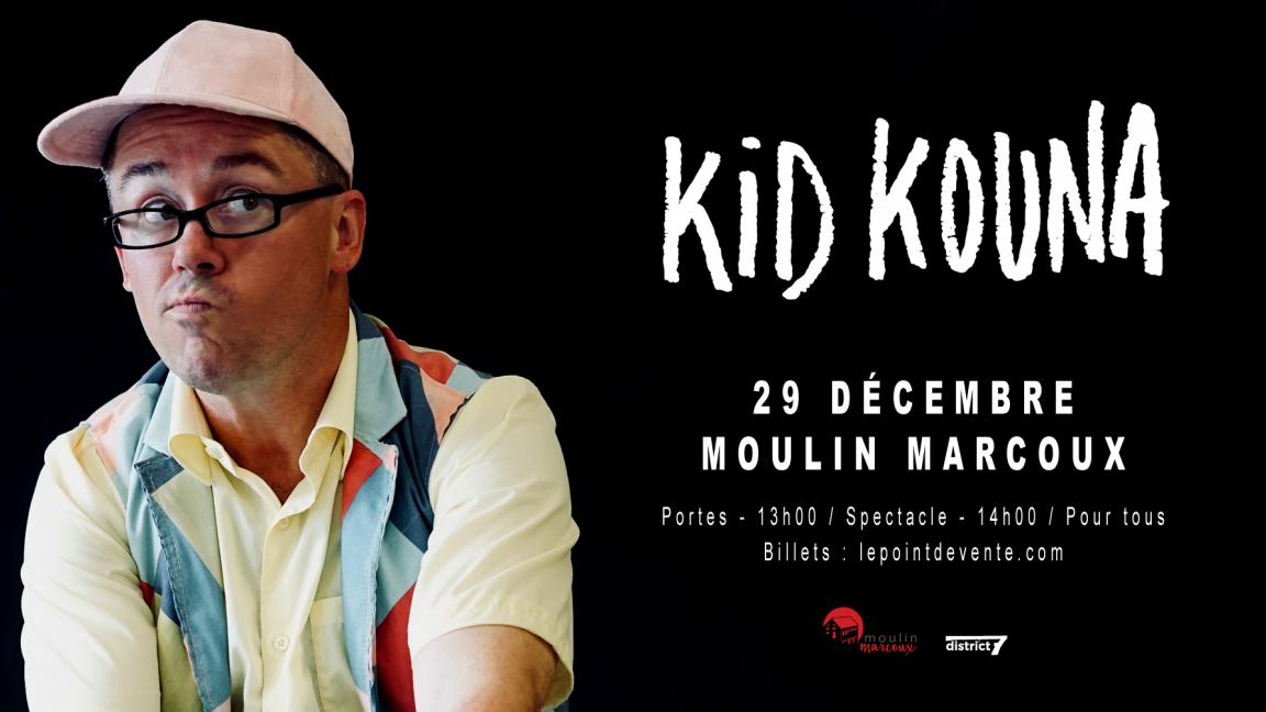 Kid Kouna - Pont-Rouge