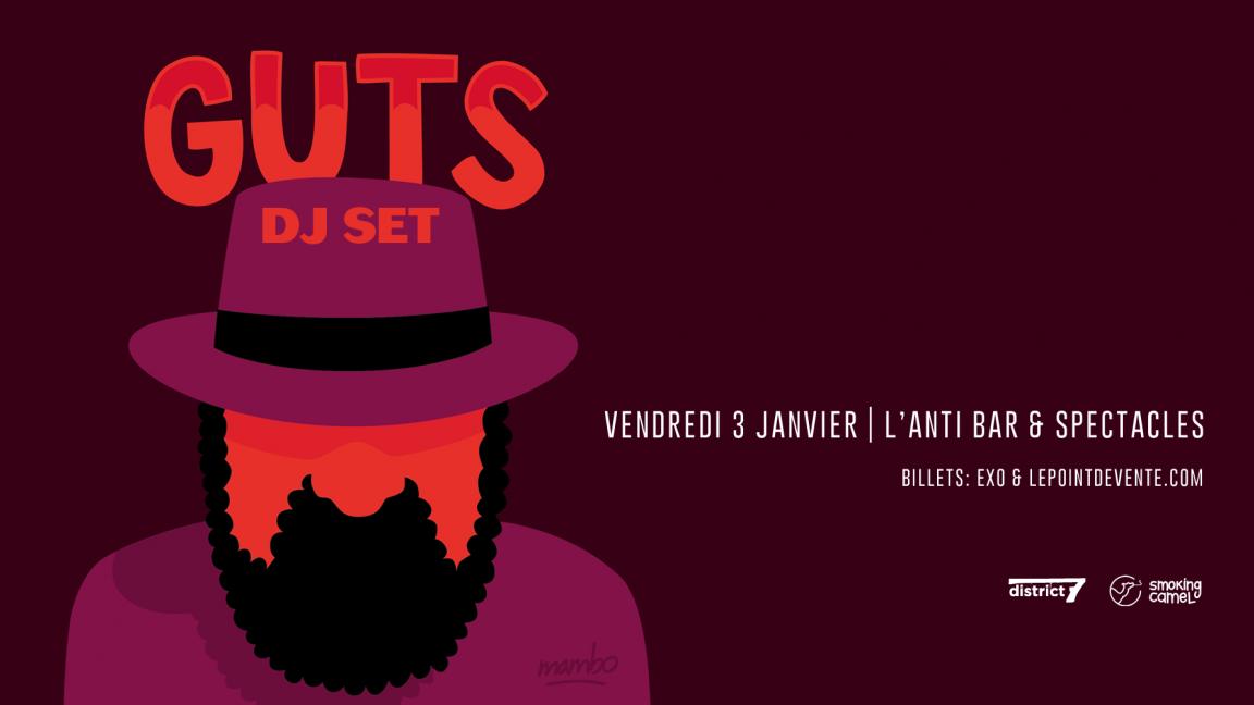 Guts (dj set)