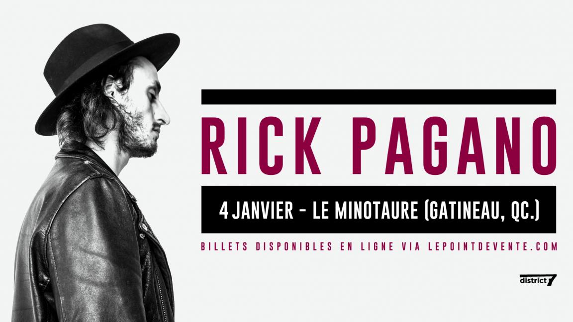 Rick Pagano - Gatineau