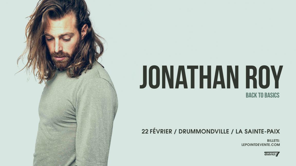Jonathan Roy - Drummondville