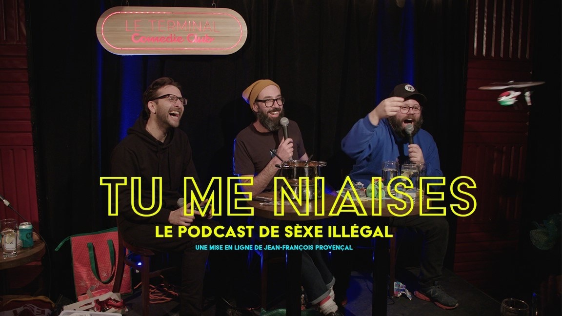 Tu me niaises – live à L'Anti Bar & Spectacles #1