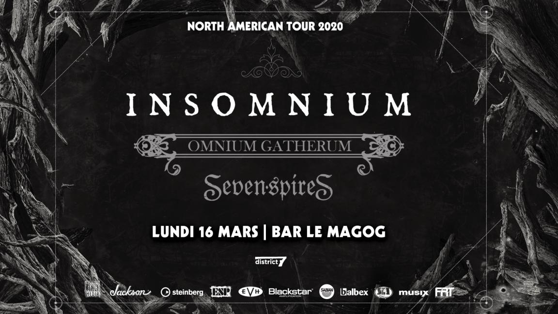 Insomnium - Sherbrooke