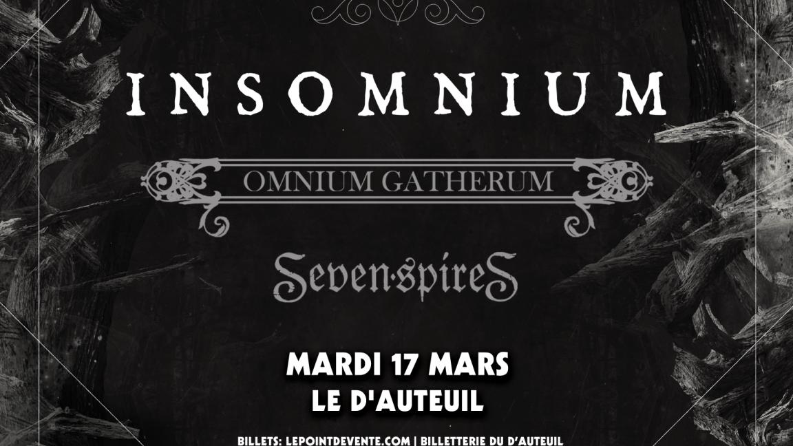 Insomnium - Québec