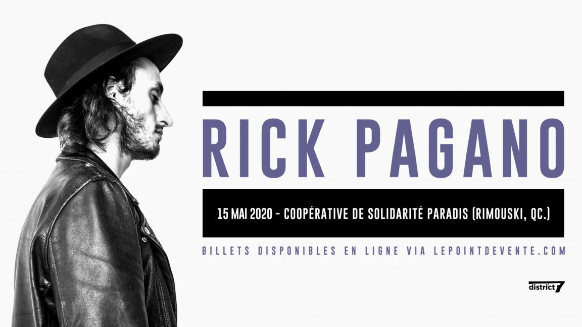 Rick Pagano - Rimouski