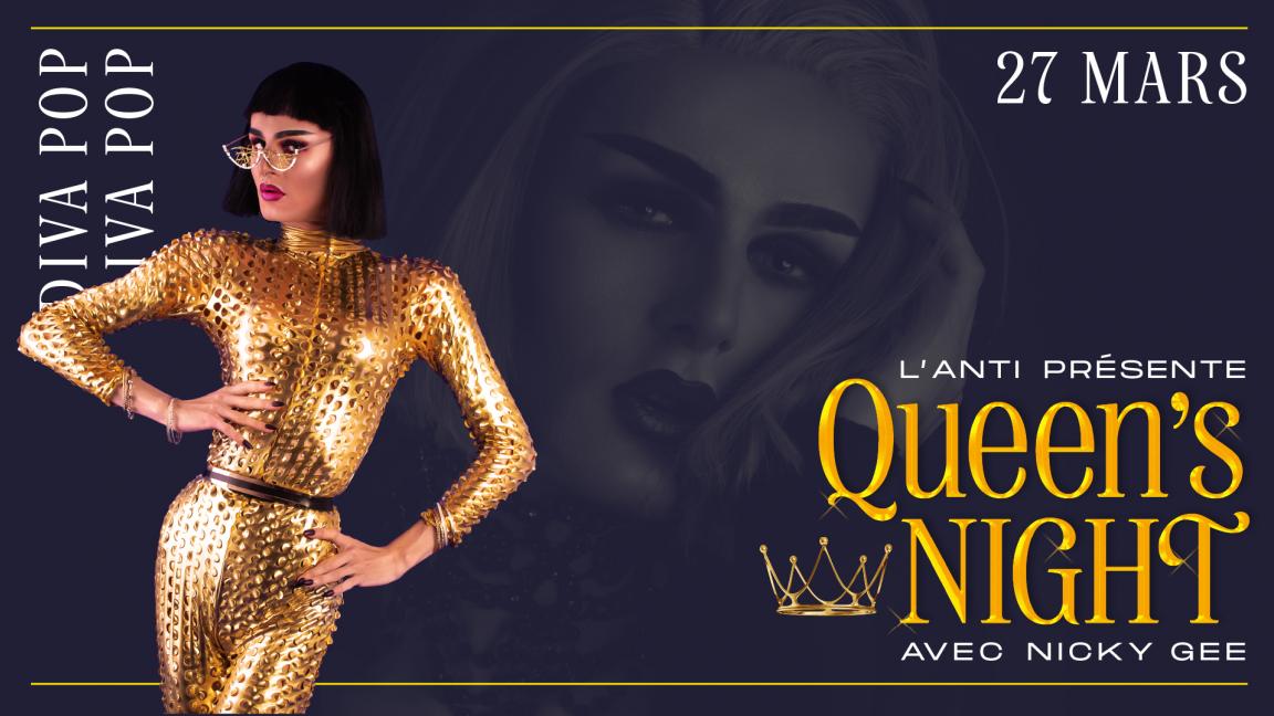 Queen's Night - diva pop