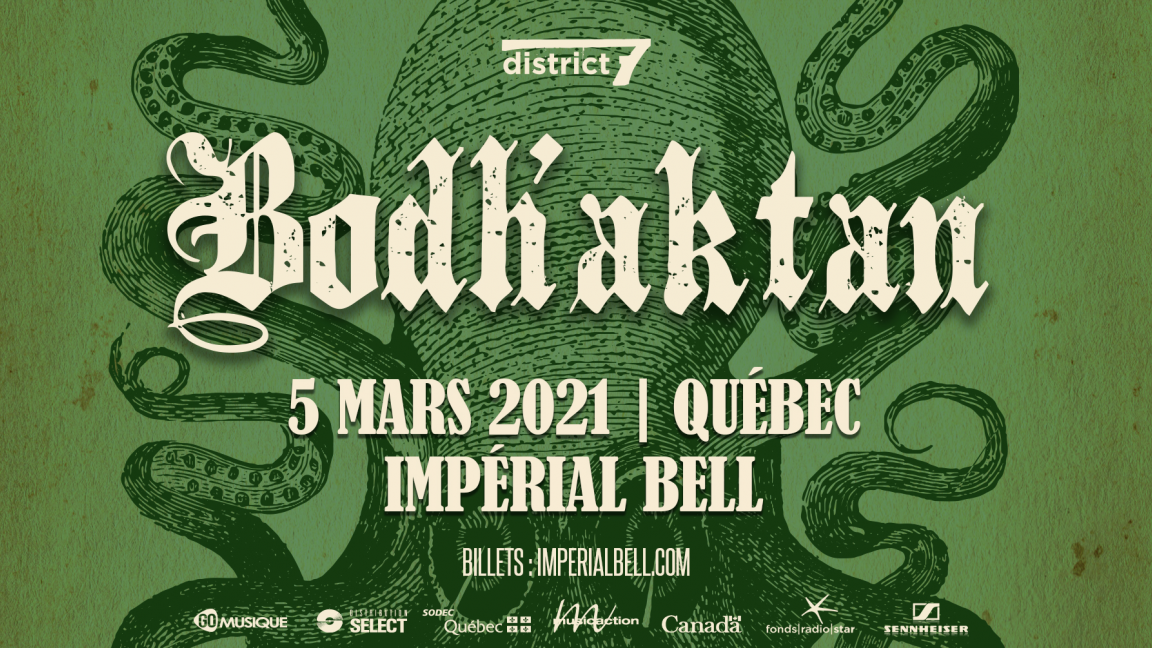 Bodh'aktan - Impérial Bell