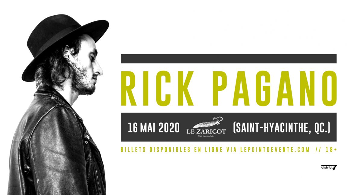 Rick Pagano - Saint-Hyacinthe