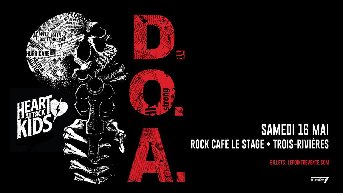 D.O.A. - Trois-Rivières