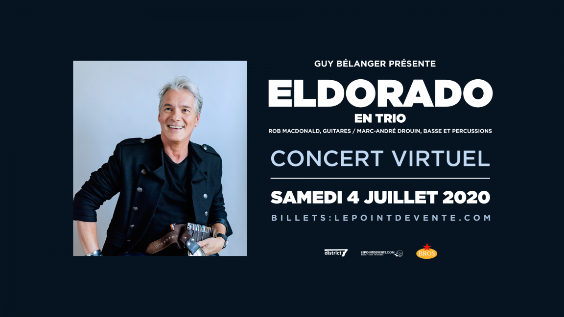 Guy Bélanger - Concert virtuel