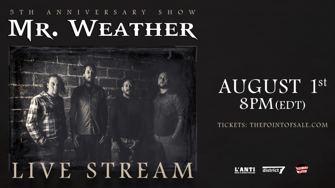 Mr. Weather (Livestream)